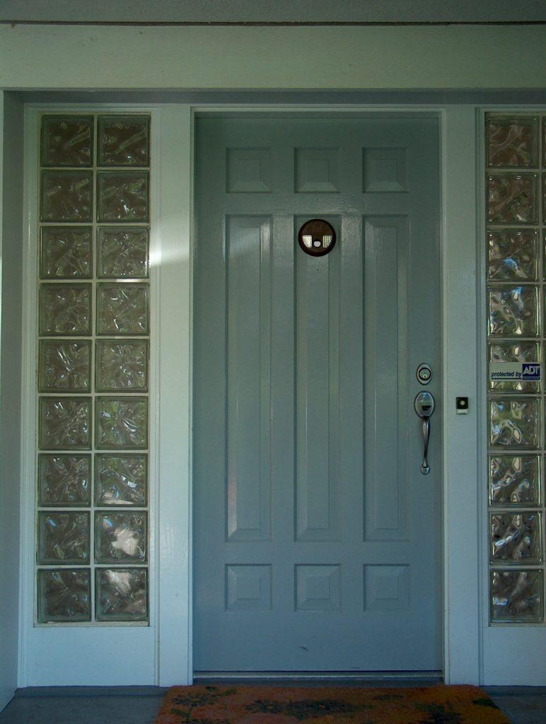 Front Door 3020 Landsdowne Rd, Uplands, Oak Bay