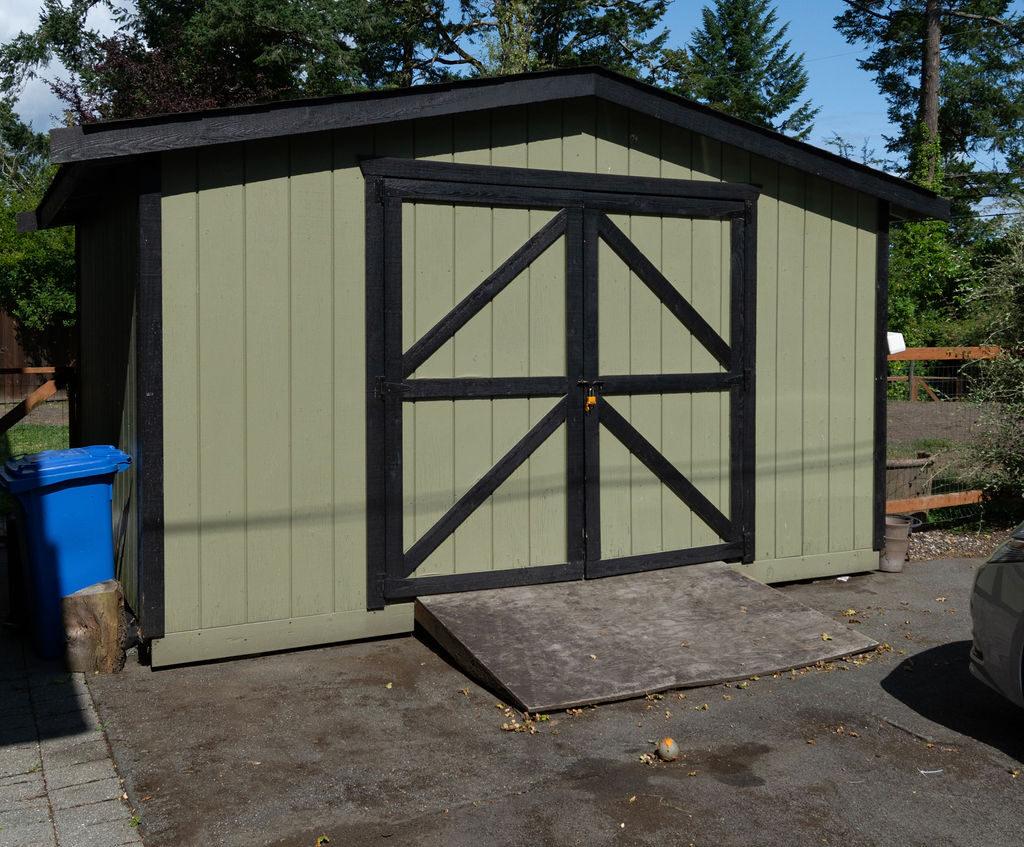 Ardmore Estate Garden Storage