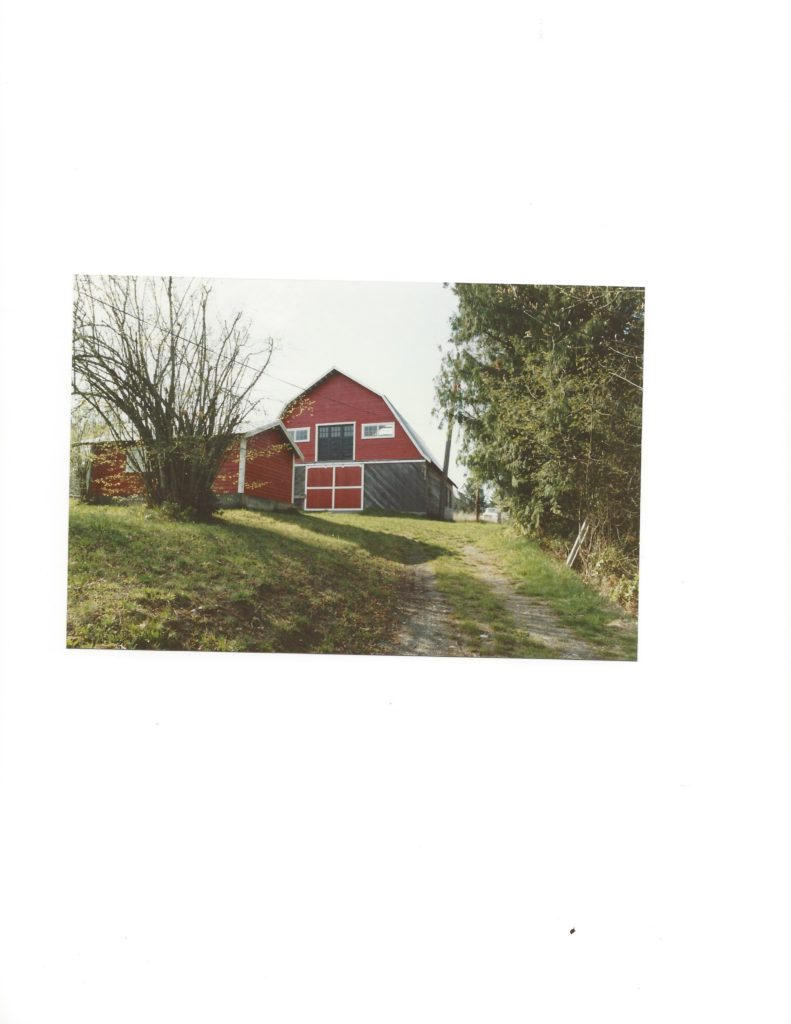 Chemainus Barn