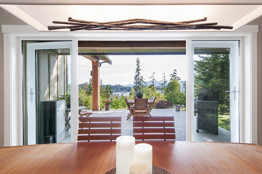French Doors 11333 Chalet Rd, Deep Cove