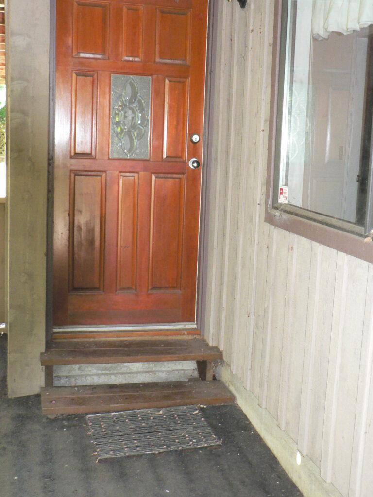 Suite Entrance Montague Park Rd, PeterNash.ca