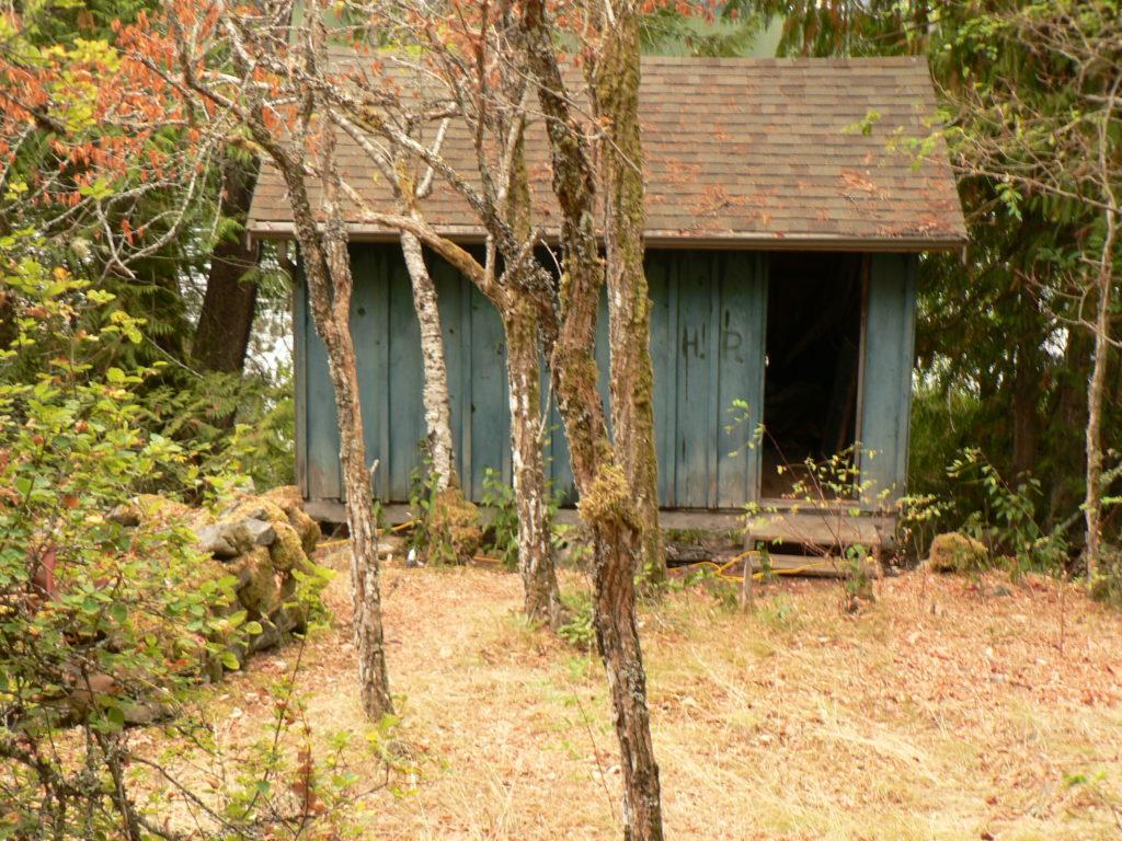 Generator & Pump House Shawnigan Lake
