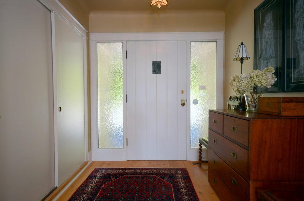Front Door Ardmore Dr,, Saanich Inlet