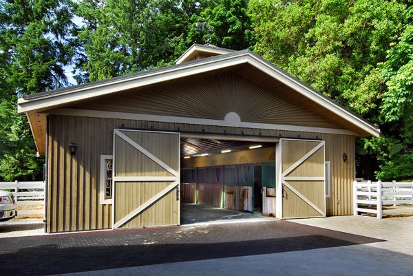 Orange Blossom Farm~Barn Doors Kanishay Rd., No. Saanich~Orange Blossom Farm