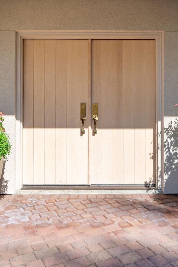 Totem Lane Front Doors
