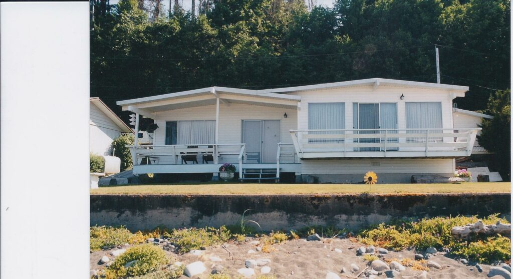 Windows @ Deep Bay, Vancouver Island