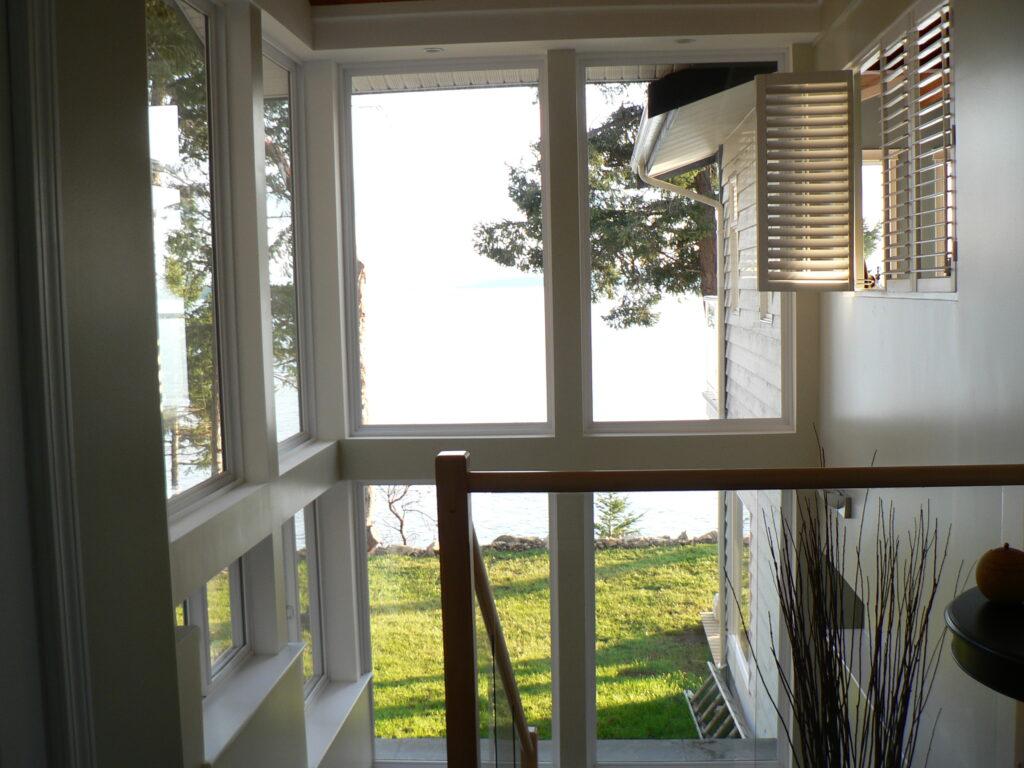 Pender Island Windows @ Ocean Edge