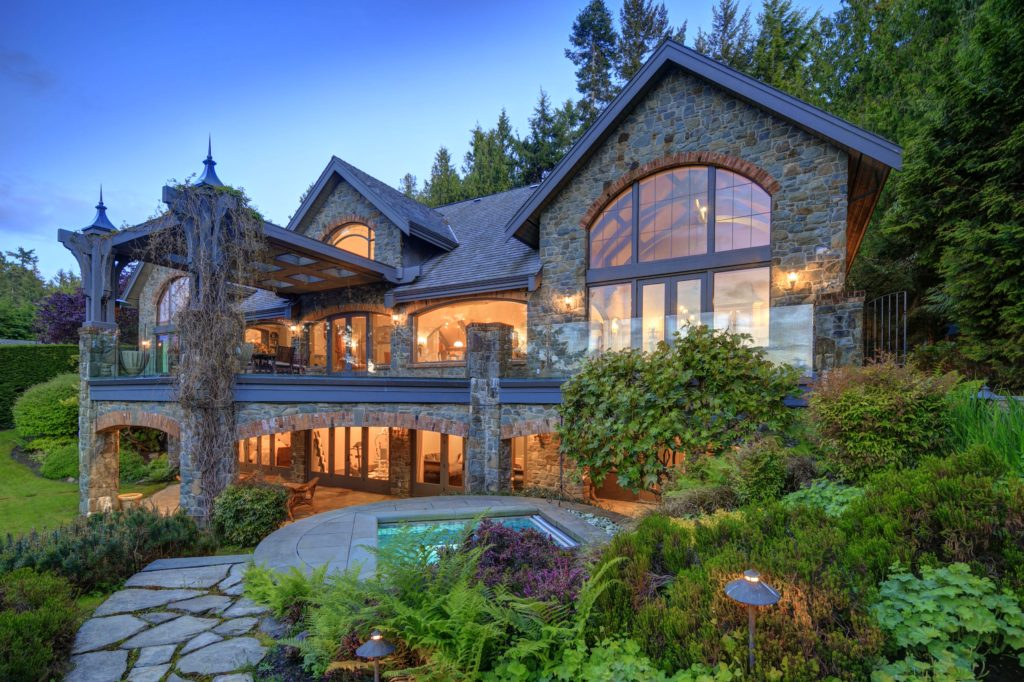 Windows 872 Lands End Rd Waterfront Home