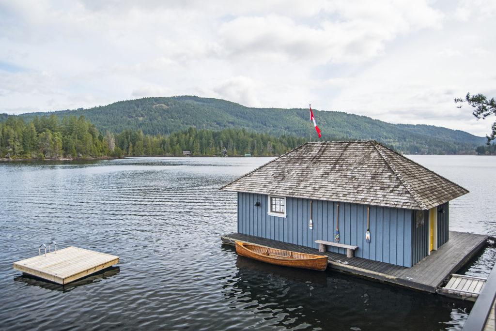 Shawnigan Lake Boathouse 2018