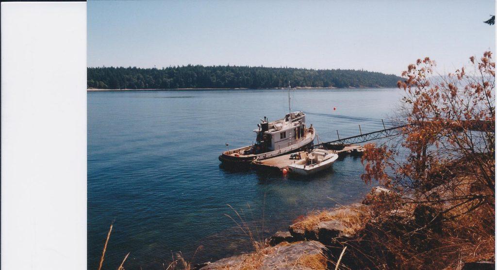 Hudson Island, Stuart Channel