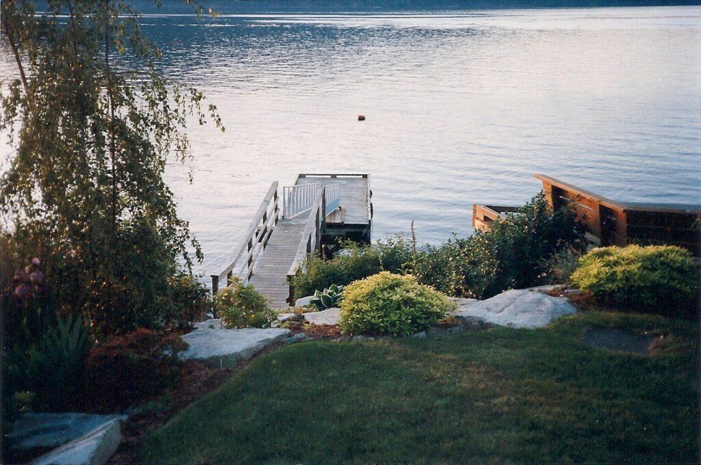All Tide Dock Satellite Channel
