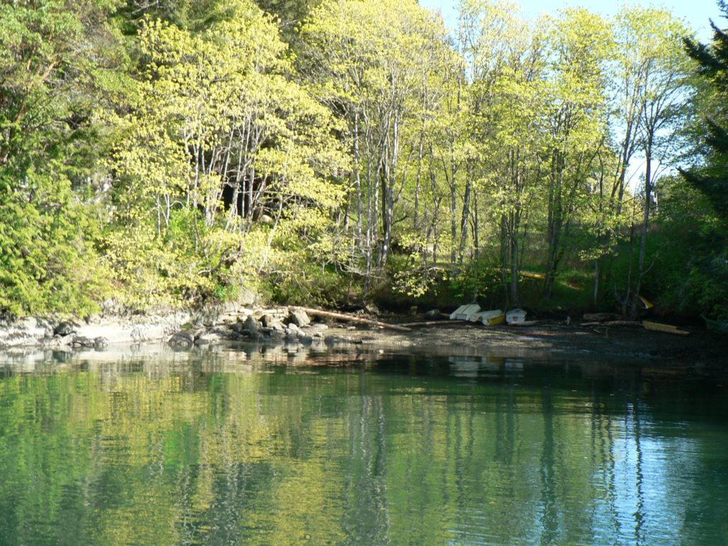 Retreat Cove Waterfont Galiano Island