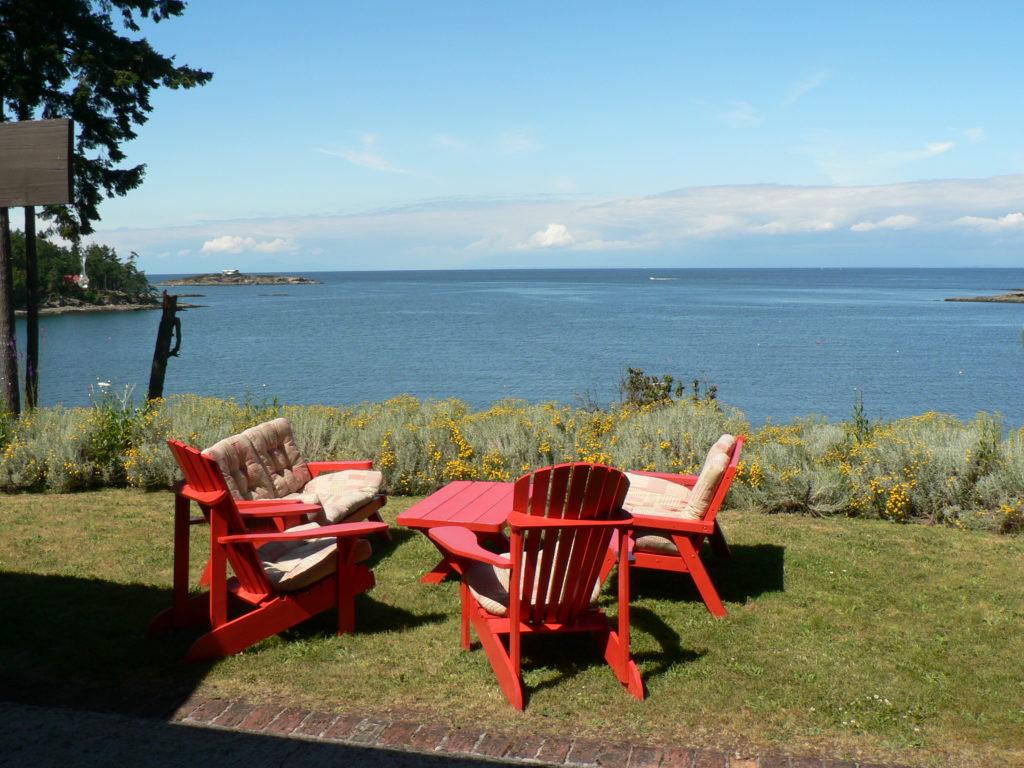 Waterfront @ Sturdies Bay, Galiano Island
