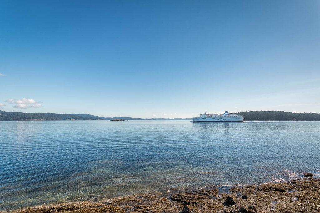 BC Ferry Satellite Channel