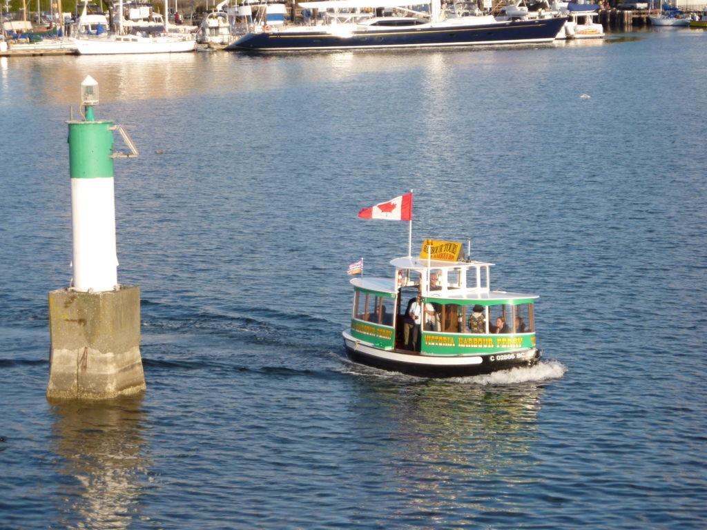 Victoria B.C. Harbour Ferry