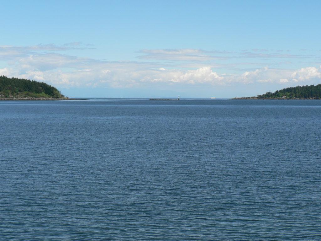 Porlier Pass Between Valdes & Galiano Islands