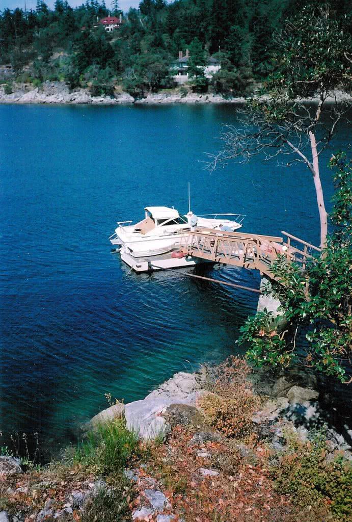Dock@ Thomson Cove, Saanich Inletl