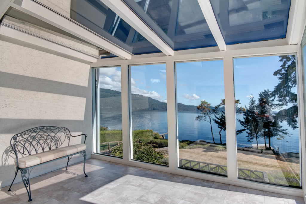 French Doors~1450 Lands End Rd, Norh Saanich
