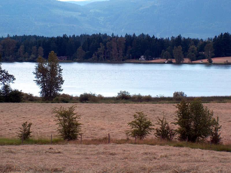 Quamichan Lake, Vancouver Island
