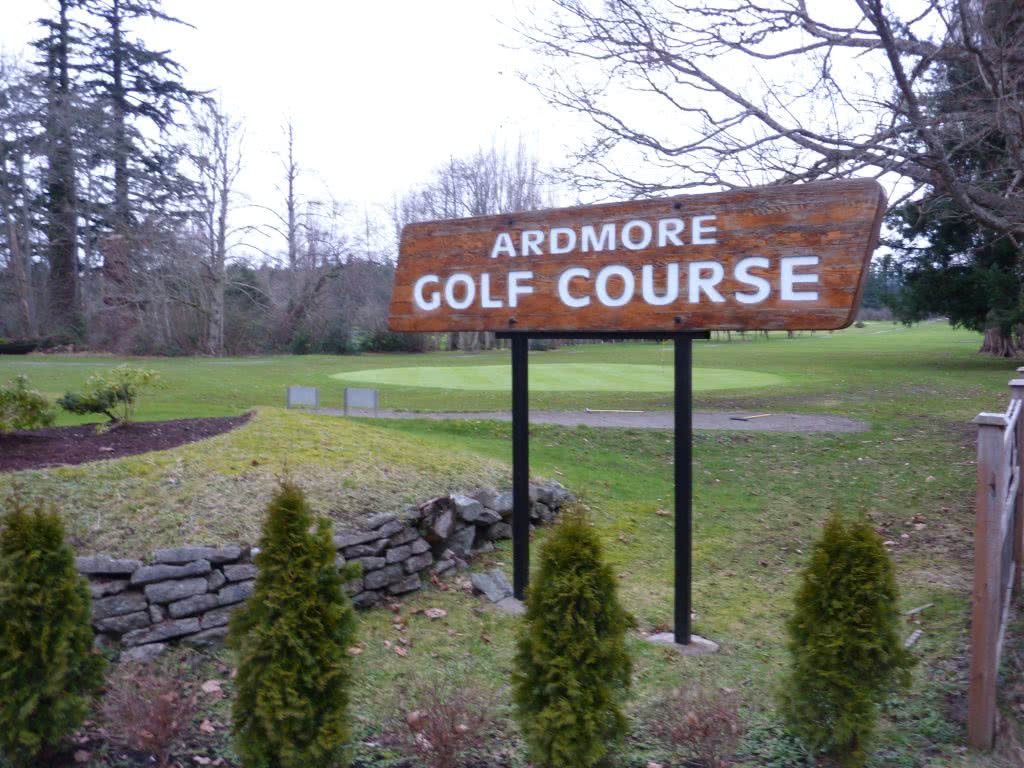 Ardmore 9 Hole Golf Course, North Saanich