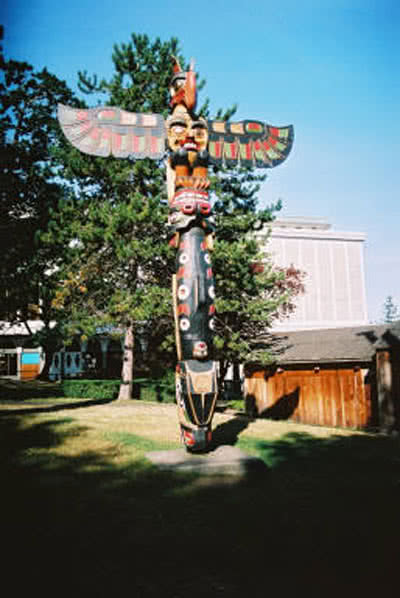 Thunderbird Park Victoria Harbour