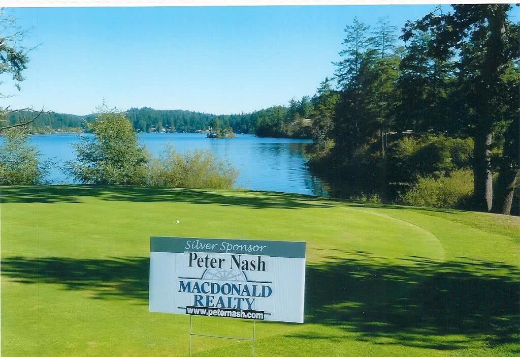 Sponsor Golf Tournament