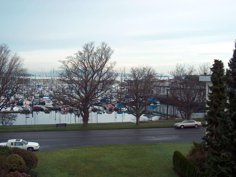 View Oak Bay Marina, Oak Bay