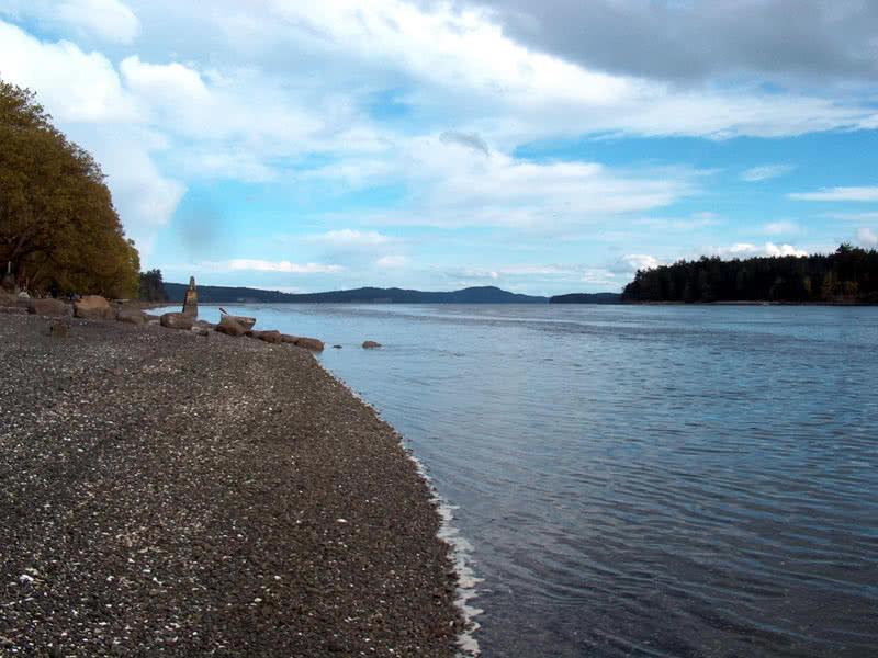 Gabriola Island Beach-False Narrows