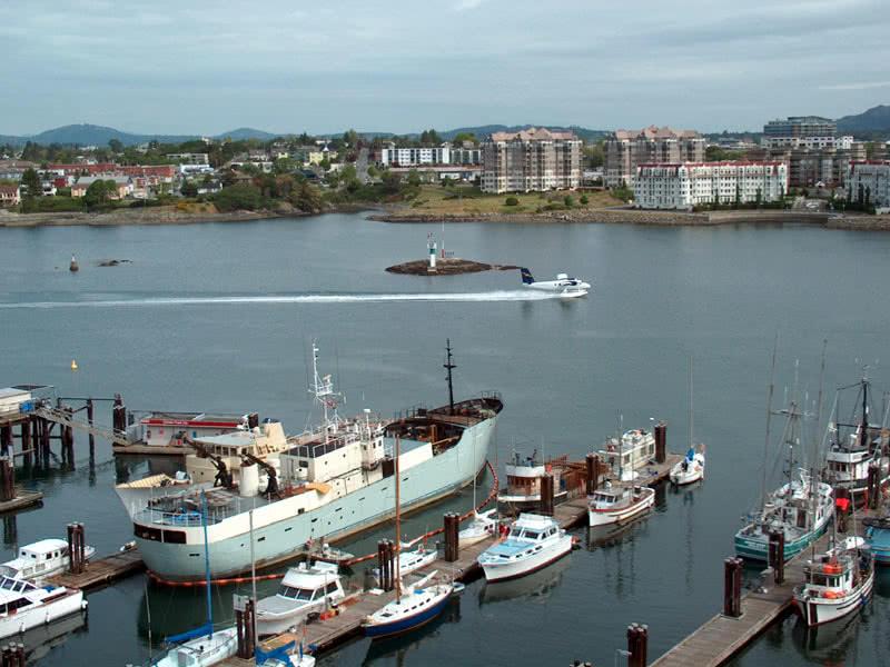 Fishermans Wharf Victoria Fom Shoal Pt Condo