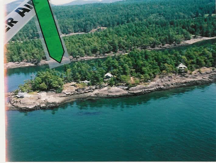 Secret Island Captian Passage