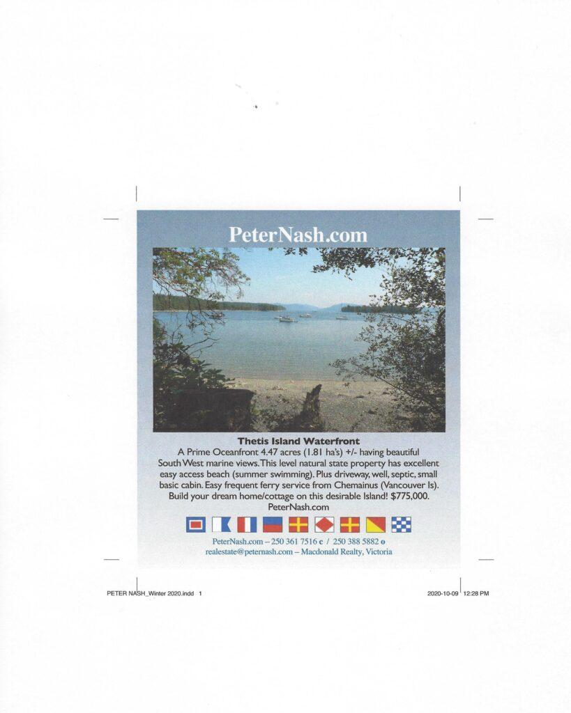 Cottage Life Magazine~PeterNash.ca