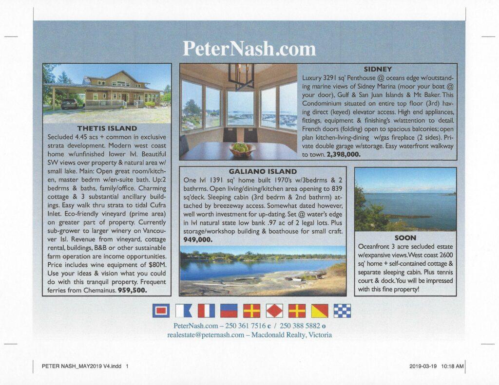 May 2019 Cottage Magazine