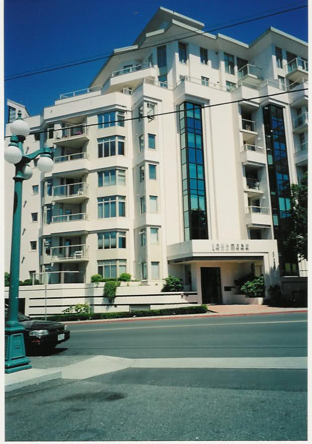 Landmark Condominiums Victoria