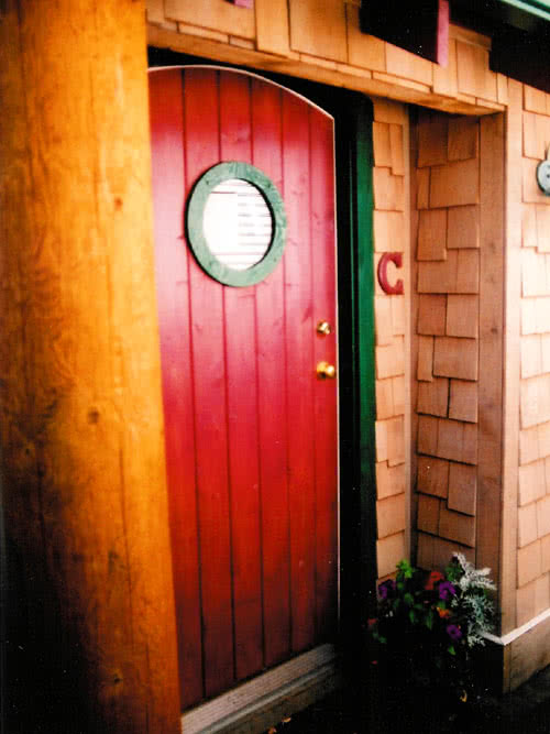 Rental Cabin in Brentwood Bay