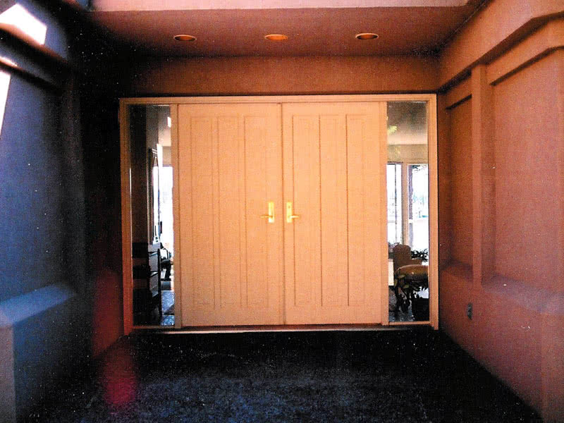 Double Doors Ardmore