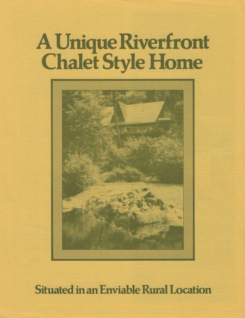 Retreat on Koksilah River, Shawnigan Area