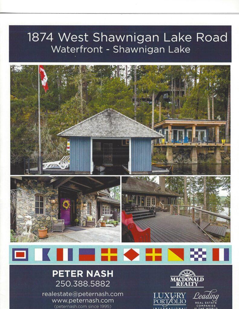 Shawnigan Lake Brochure 2018