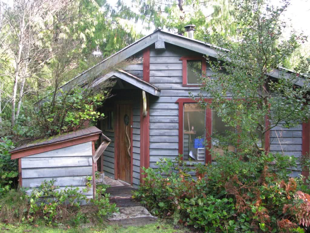 Cottage -Thetis Island Estate
