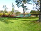 North Side Upper Garden~Pickleball Courto