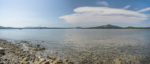Saanich Inlet Pano Views to Salt Spring I & Cowichan