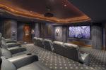 Hi-End Theater @ Chateau de Lis