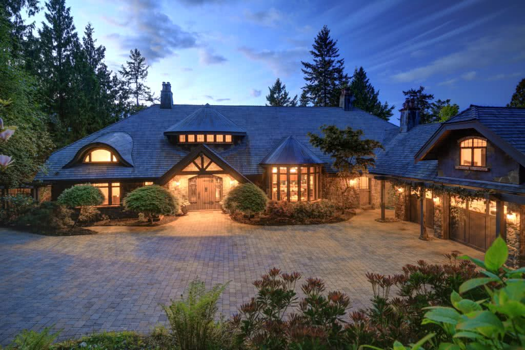Entrance View Of 872 Lands End Rd, Saanich Peninsula