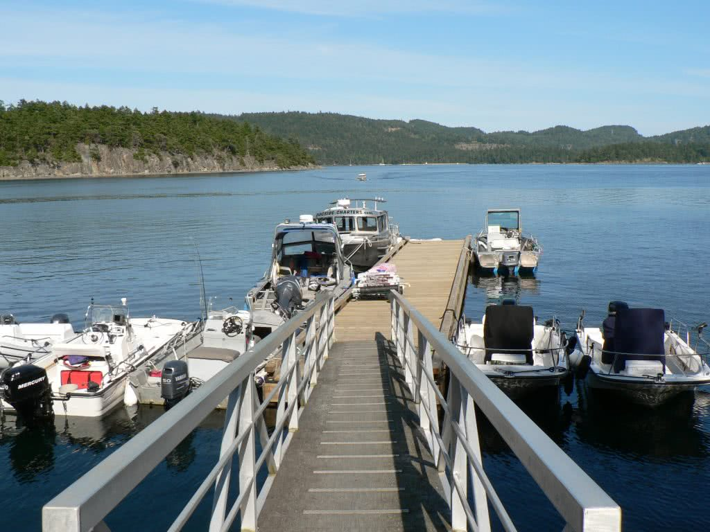 Community Dock @ Wise Island