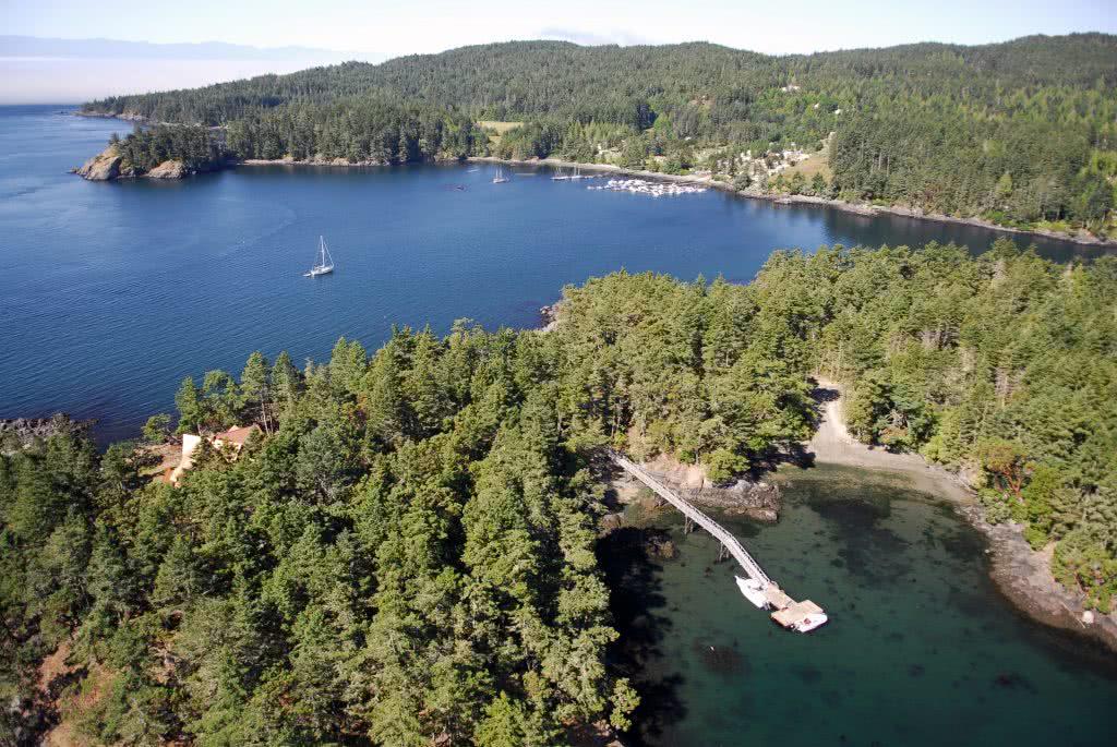 Dock @ West Coast Island Estate