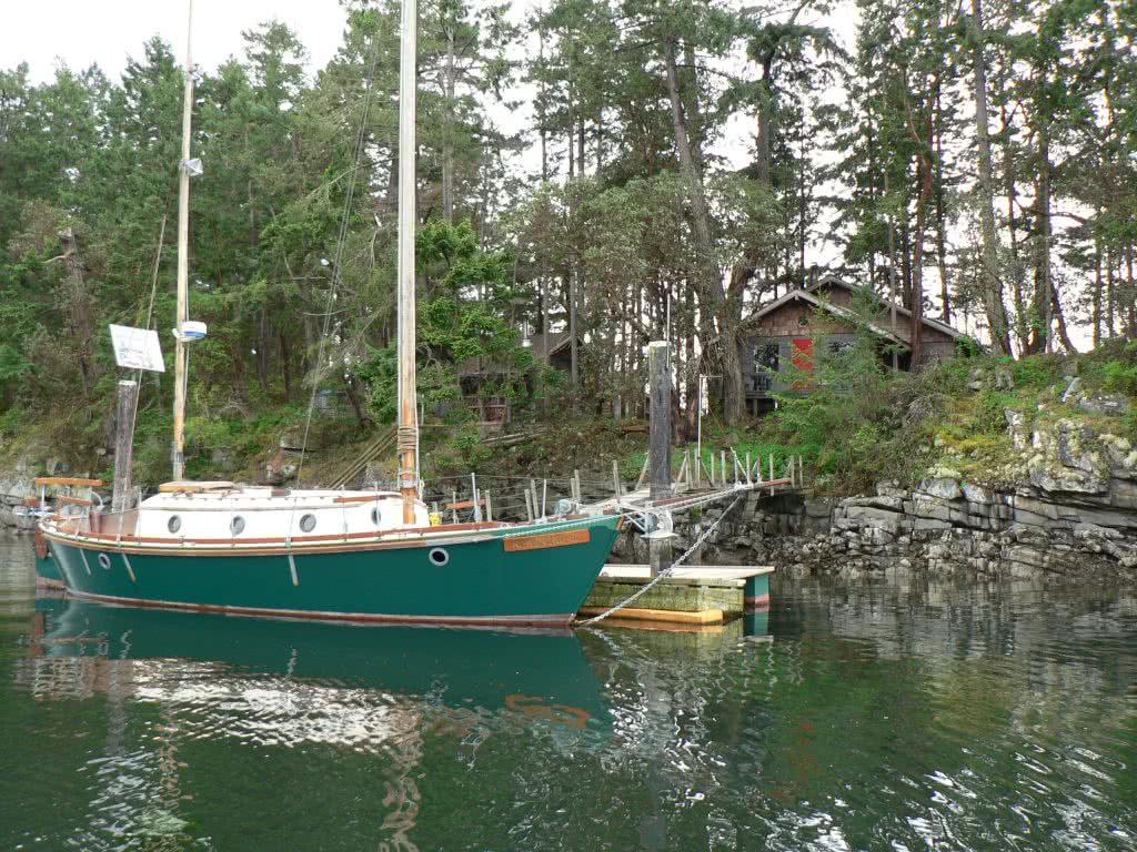 Private Dock Lot 15 Secret Island