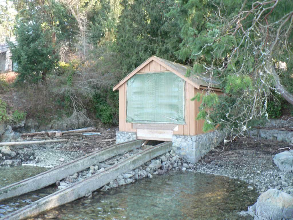 Boathouse @ 508 Senanus Dr, Thomson Cove,Central Saanich