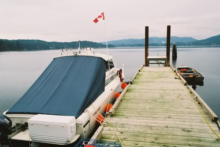 Dock Sooke Harbour