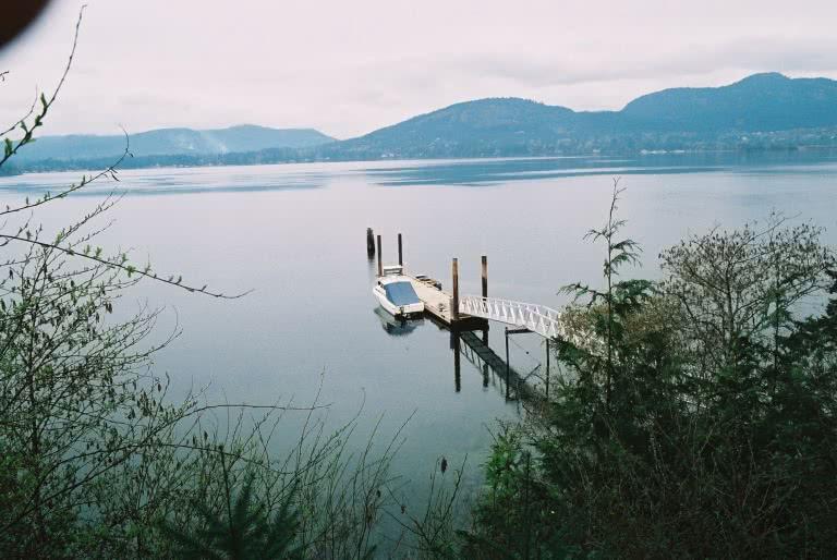 Sooke Basin Dock