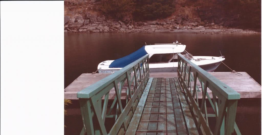 Dock Wallace Island, Princess Cove-David Conover