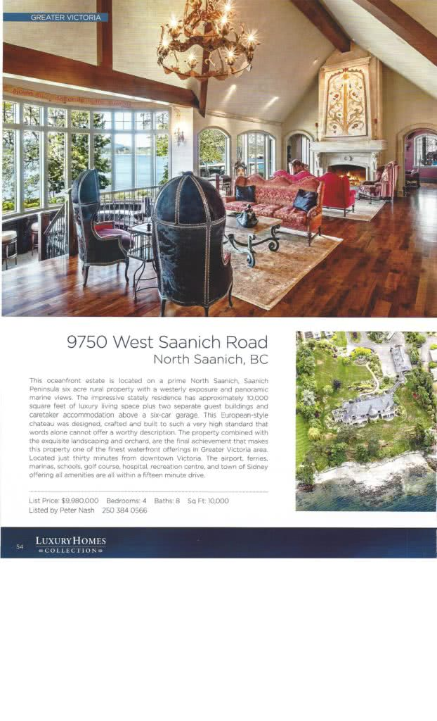 Macdonald Rlty 9750 West Saanich Rd